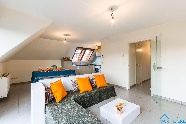 TE KOOP: Appartement – 2de verdieping in residentie met lift – Nijverheidsstraat 60A2 – 9950 Waarschoot – Lievegem
