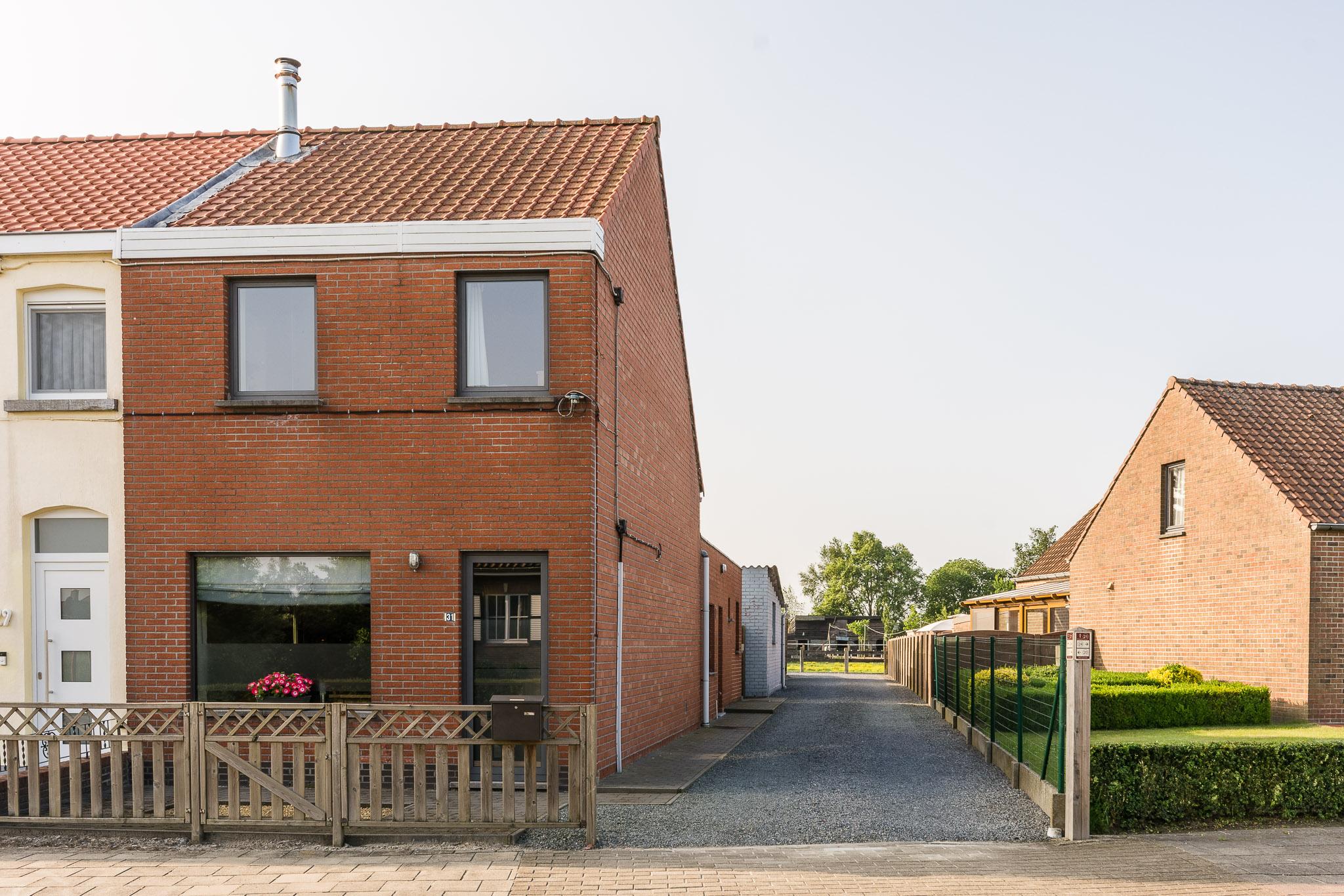 Recent gerenoveerde woning te koop – Bellebargie 31, Waarschoot – Lievegem