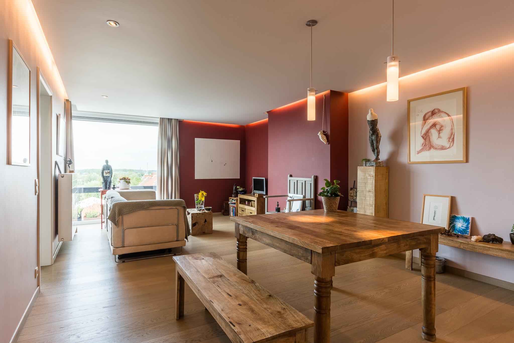 Mooi gerenoveerd appartement met 2 slaapkamers