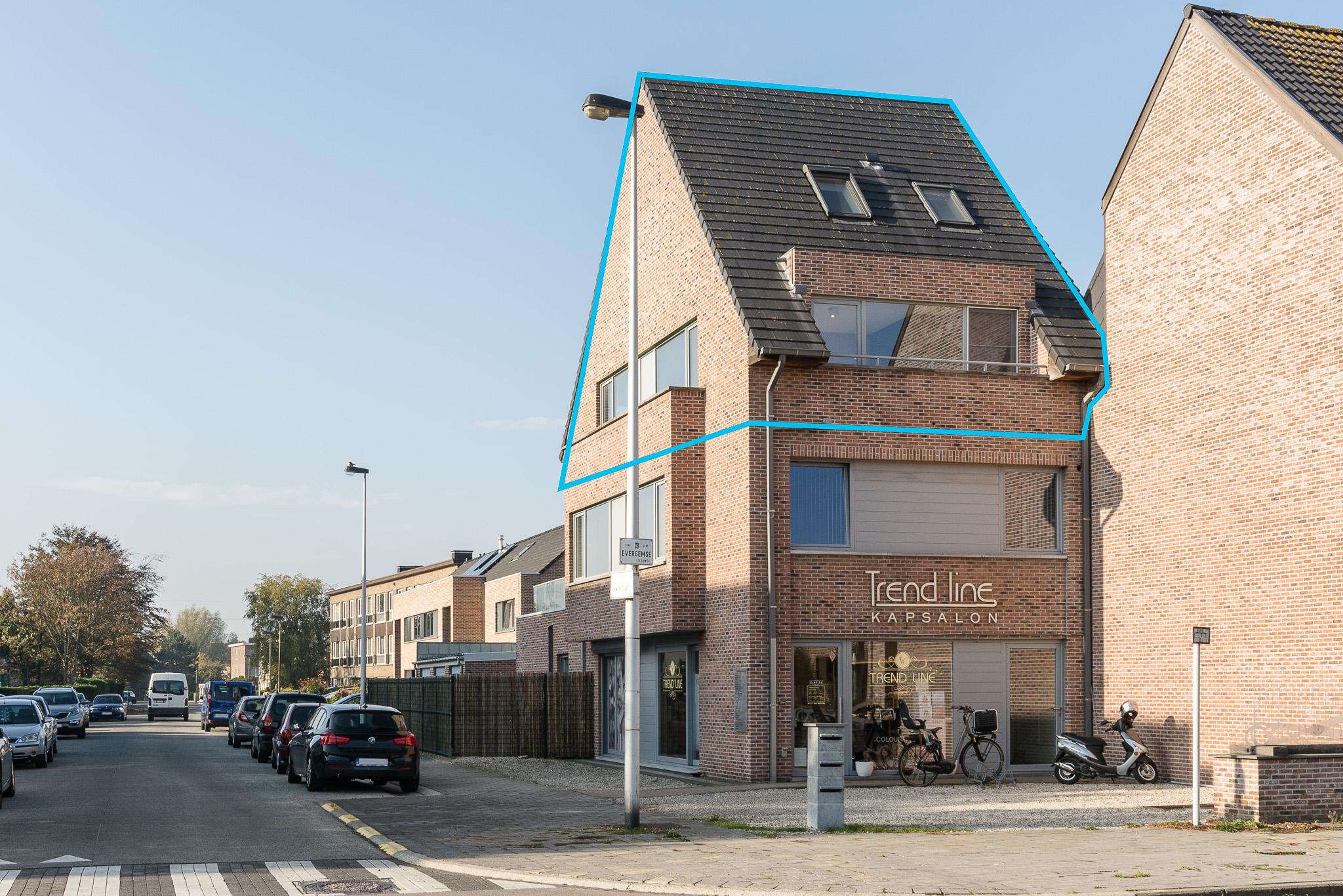duplex te koop – Evergemsesteenweg 163 bus 201 – Wondelgem