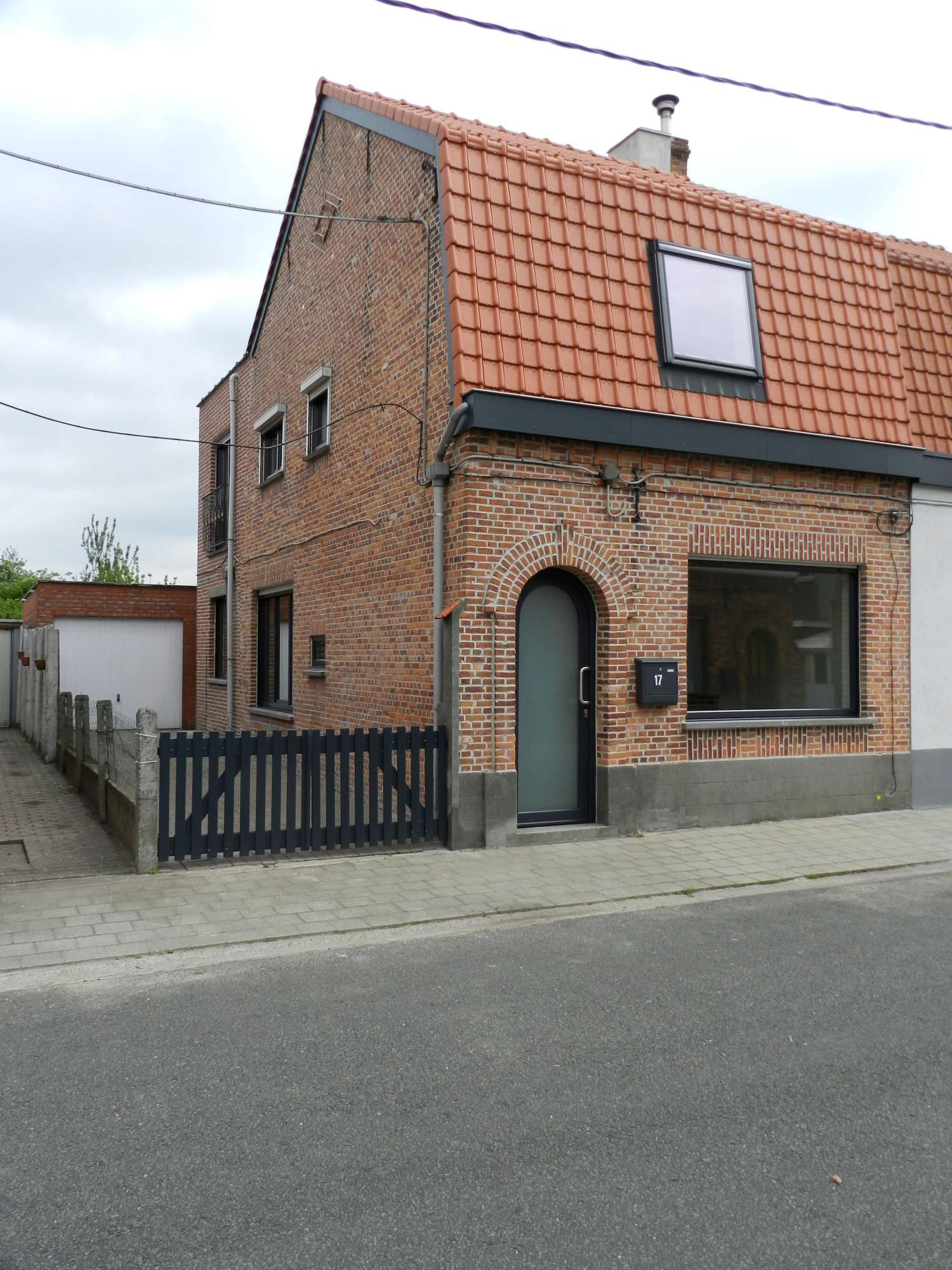 TE HUUR Instapklare woning met 2 slaapkamers  Beke Tuinwijk 17 – Waarschoot