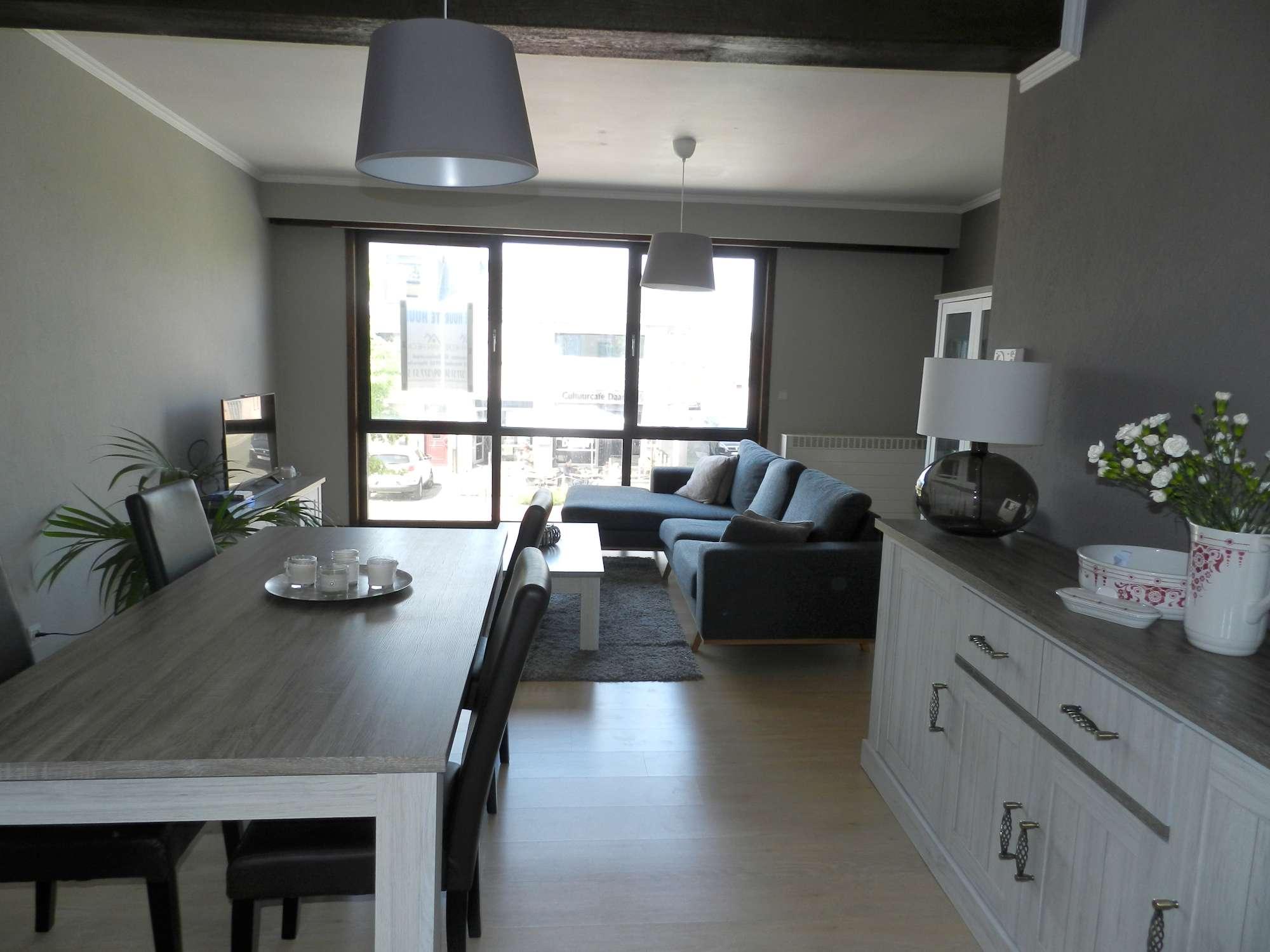 TE HUUR  Appartement – 2 slaapkamers Stationsstraat 104 – Waarschoot