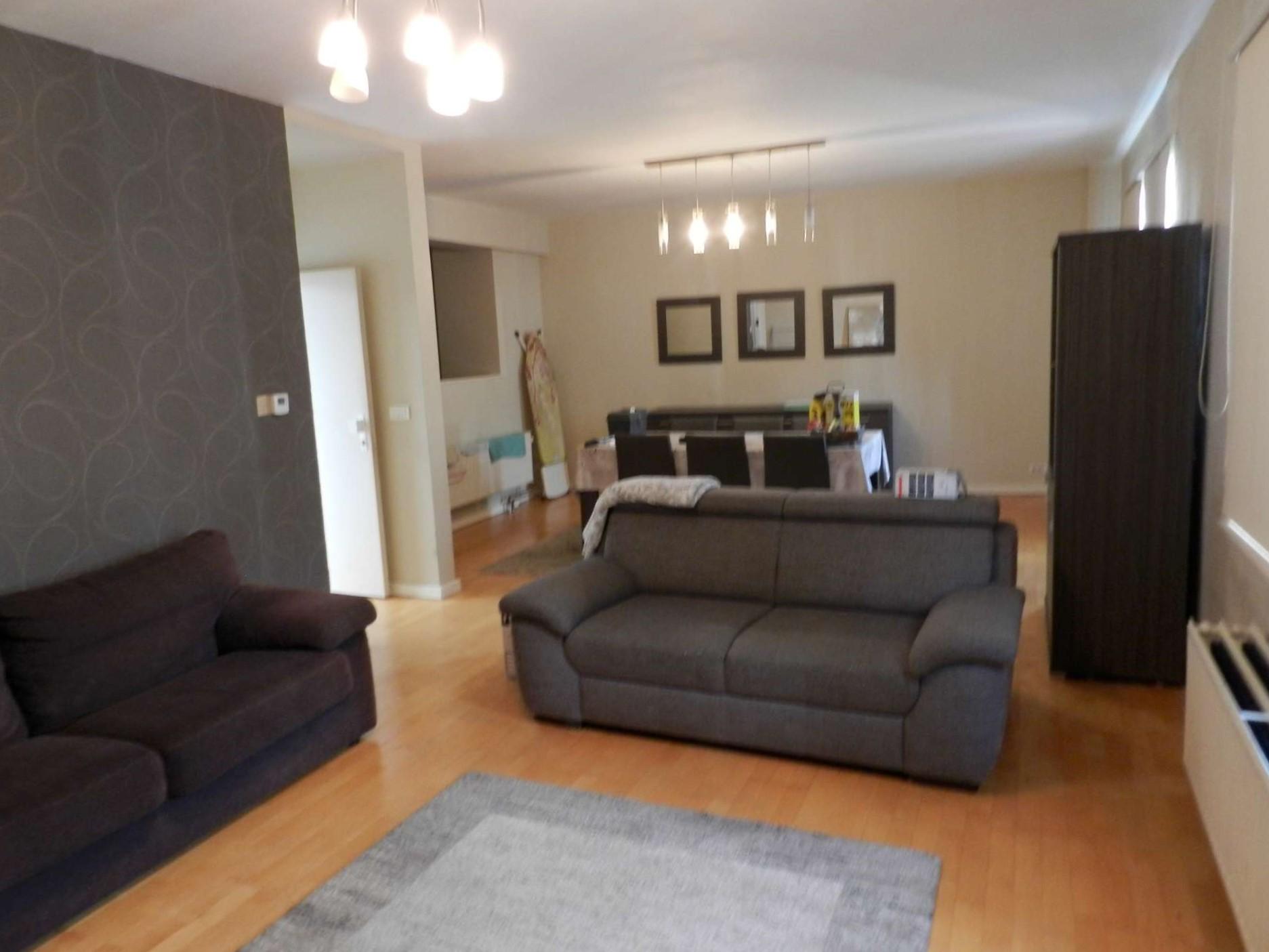 Duplex appartement met 2 slaapkamers