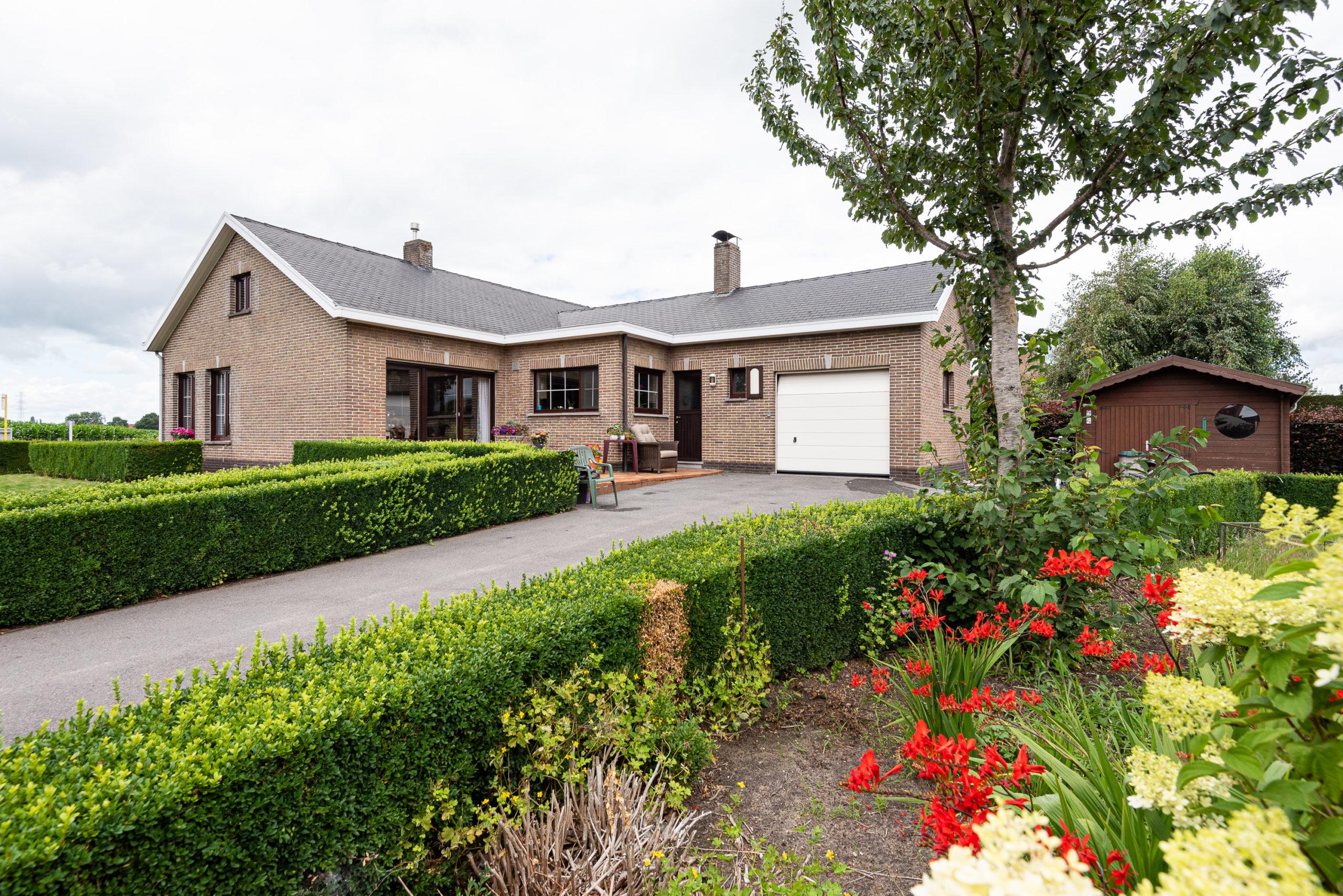 Ruime bungalow met grote tuin