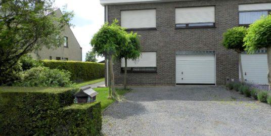 Rustig gelegen woning met ruime tuin