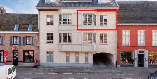 Energiezuinig appartement met 2 slaapkamers, terras en autostaanplaats