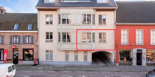 Energiezuinig appartement met 2 slaapkamers en autostaanplaats