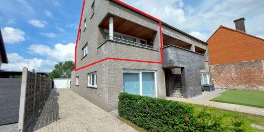 Duplexappartement met 2 slaapkamers en garage