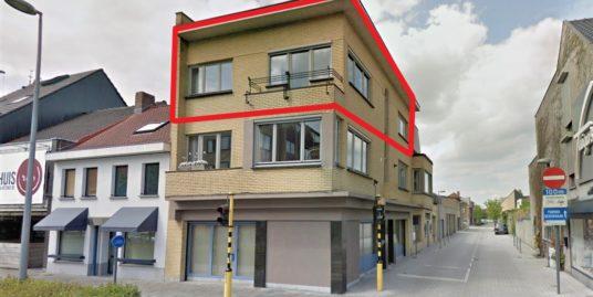 Appartement met 1 slaapkamer, terras, overdekte staanplaats